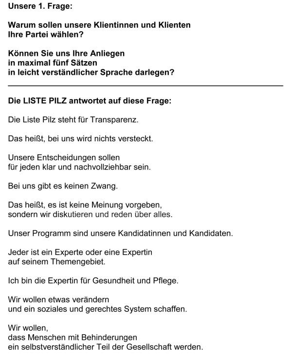 Antworten Liste Pilz-1