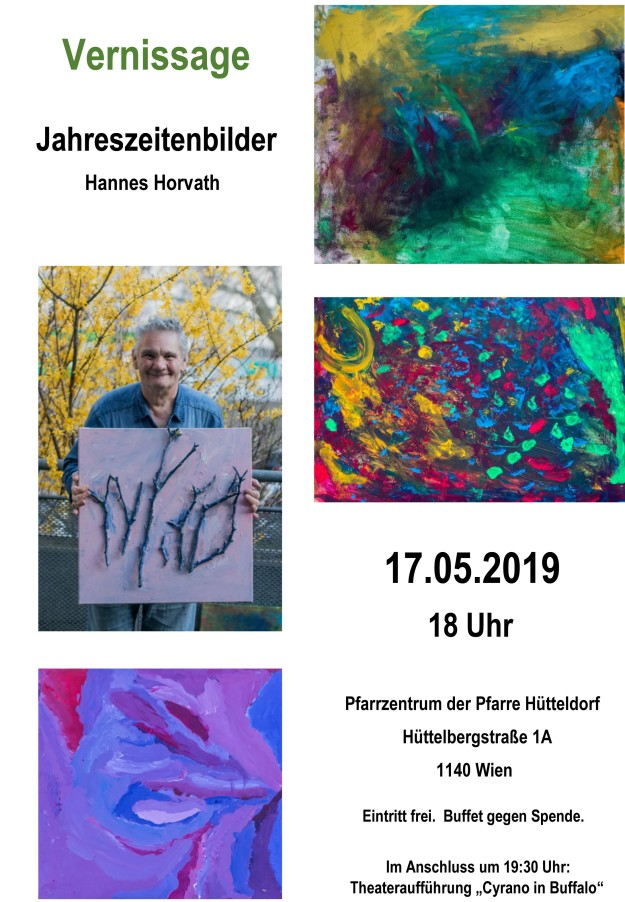 Einladung Vernissage 1